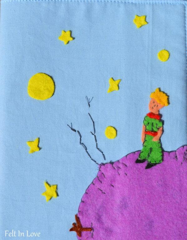 Θήκη για Βιβλιάριο Υγείας 'The Little Prince'