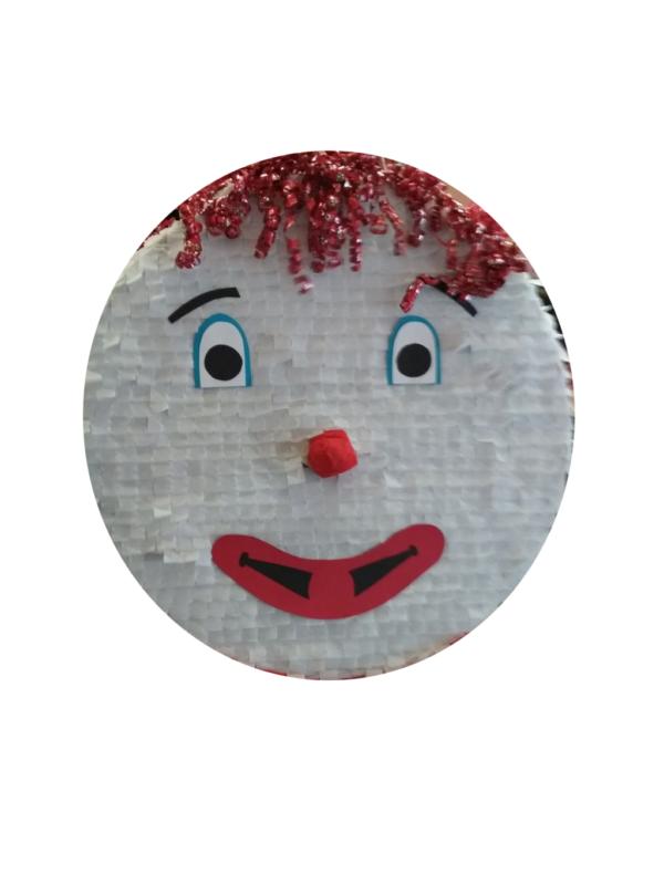 πινιάτα clown halloween