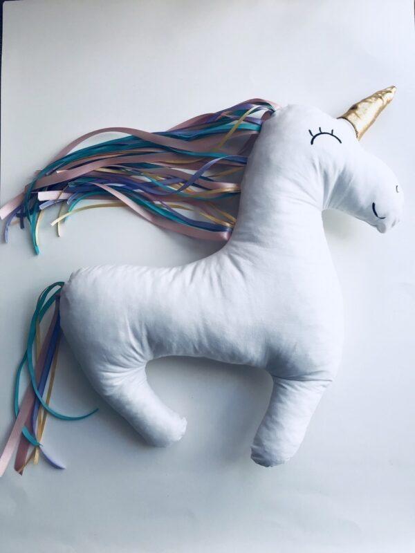 Διακοσμητικό μαξιλάρι μονόκερος