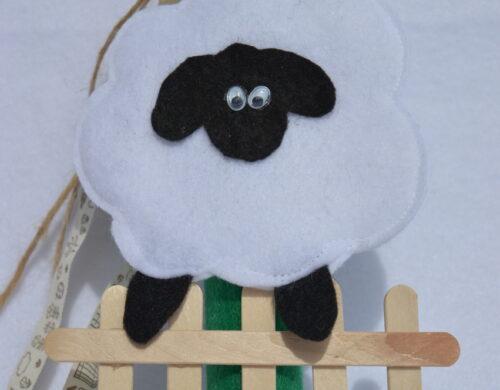 Λαμπάδα πρόβατο