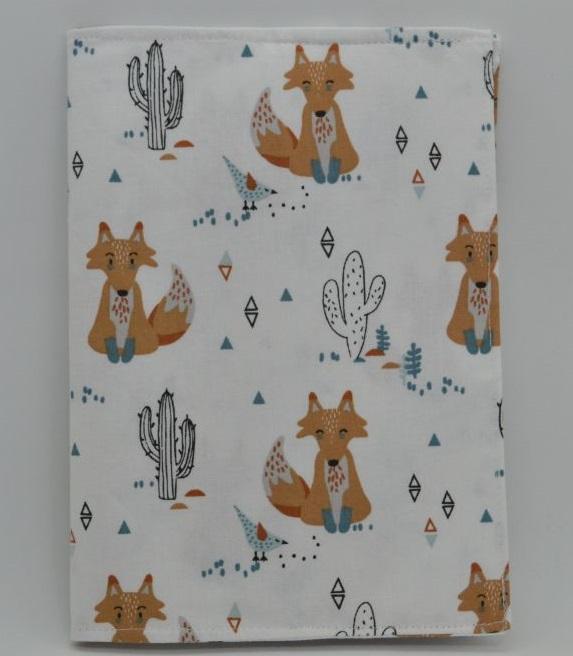 Θήκη βιβλιαρίου υγείας ινδιάνα αλεπού