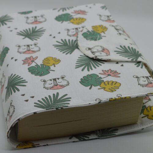 θήκη μυθιστόρημα λευκός τίγρης