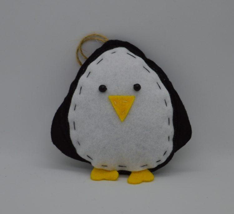 Χριστουγεννιάτικα Στολίδια πιγκουίνος