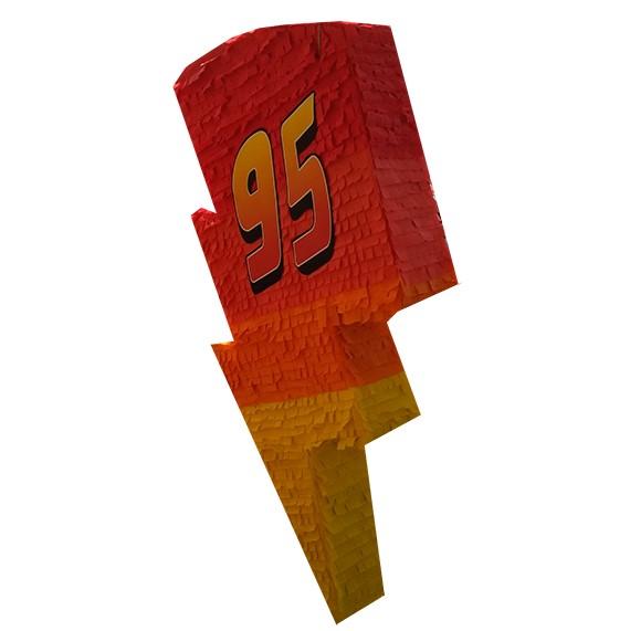 Piñata Κεραυνός McQueen