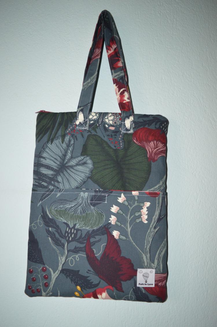 Τσάντα laptop tropical