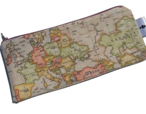 κασετίνα χάρτης μπεζ a