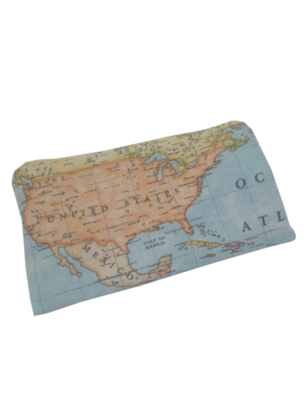κασετίνα χάρτης