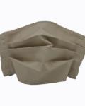 υφασμάτινη μάσκα μπεζ