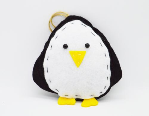 στολίδι πιγκουίνος 1a