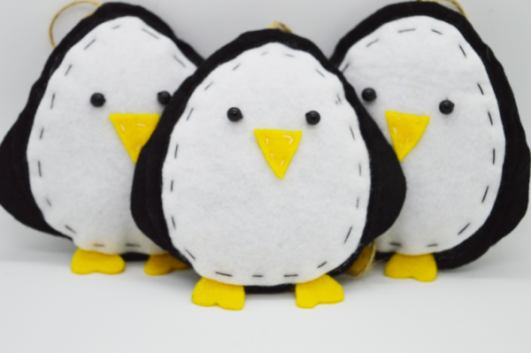 στολίδι πιγκουίνος 2a