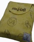 θήκη βιβλίου Harry Potter μπεζ2