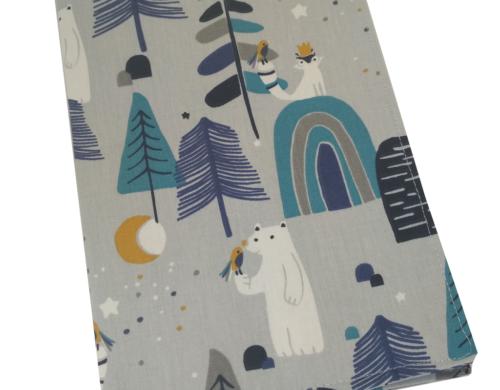 θήκη βιβλιαρίου πολική αρκούδα a