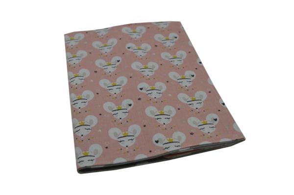 θήκη βιβλιαρίου ποντικάκια με κορώνα 3