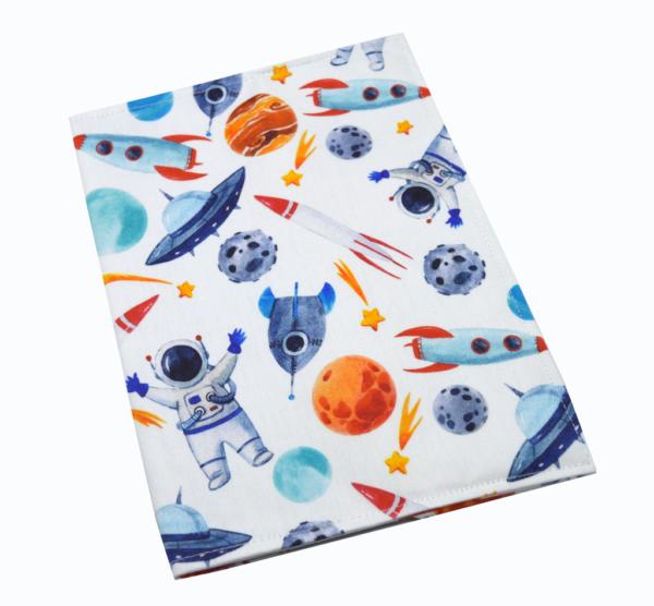θήκη βιβλιαρίου υγείας space journey