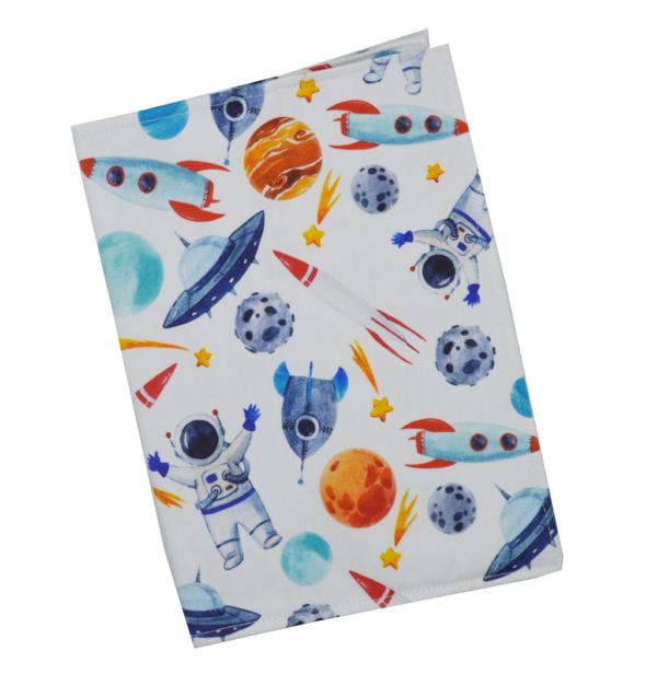 θήκη βιβλιαρίου υγείας space journey 1