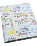 θήκη βιβλιαρίου helicopter 2