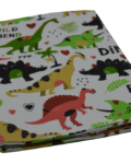 θήκη βιβλιαρίου wild dino 2