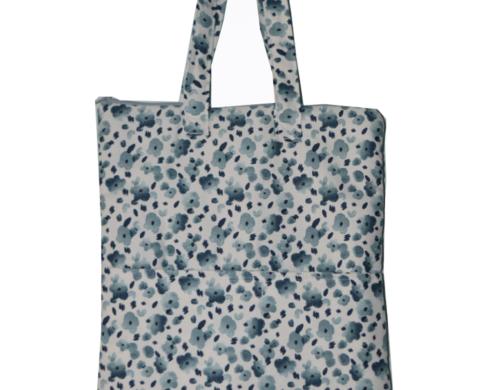 τσάντα laptop λουλουδάκια 1a