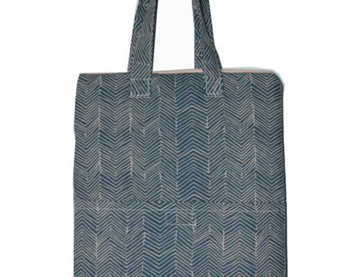τσάντα laptop ψαροκόκαλο 1a