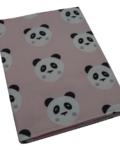 Θήκη βιβλιαρίου υγείας πάντα αρκουδάκι ροζ 1