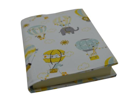 θήκη βιβλίου αερόστατα με ζωάκια 1