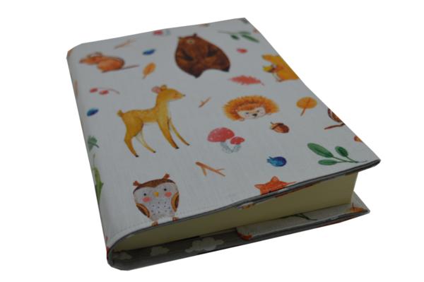θήκη-βιβλίου-ζωάκια-του-δάσους