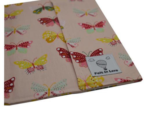 θήκη βιβλίου πεταλούδες 1