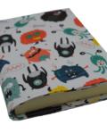 θήκη βιβλίου monsters 1