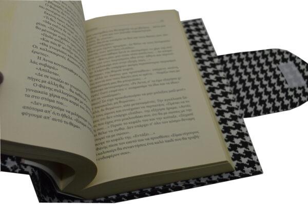 θήκη βιβλίου pie de coq2