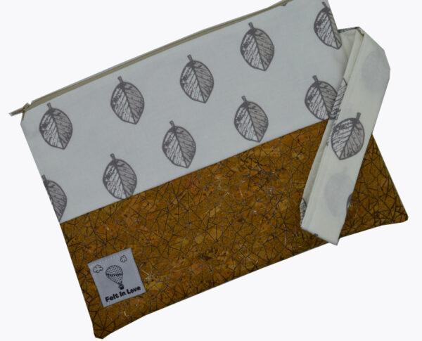 νεσεσερ με φελλό και φύλλα 3